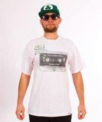 RPS KLASYKA-Tape T-Shirt Biały