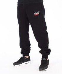 SB Maffija-Classic Spodnie Dresowe Czarne