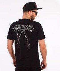 SK Posse-Reaper T-Shirt Czarny