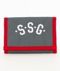 SmokeStory-SSG Stars Portfel Szary