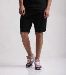 SmokeStory-Szorty Jeans SSG HAFT Classic Black