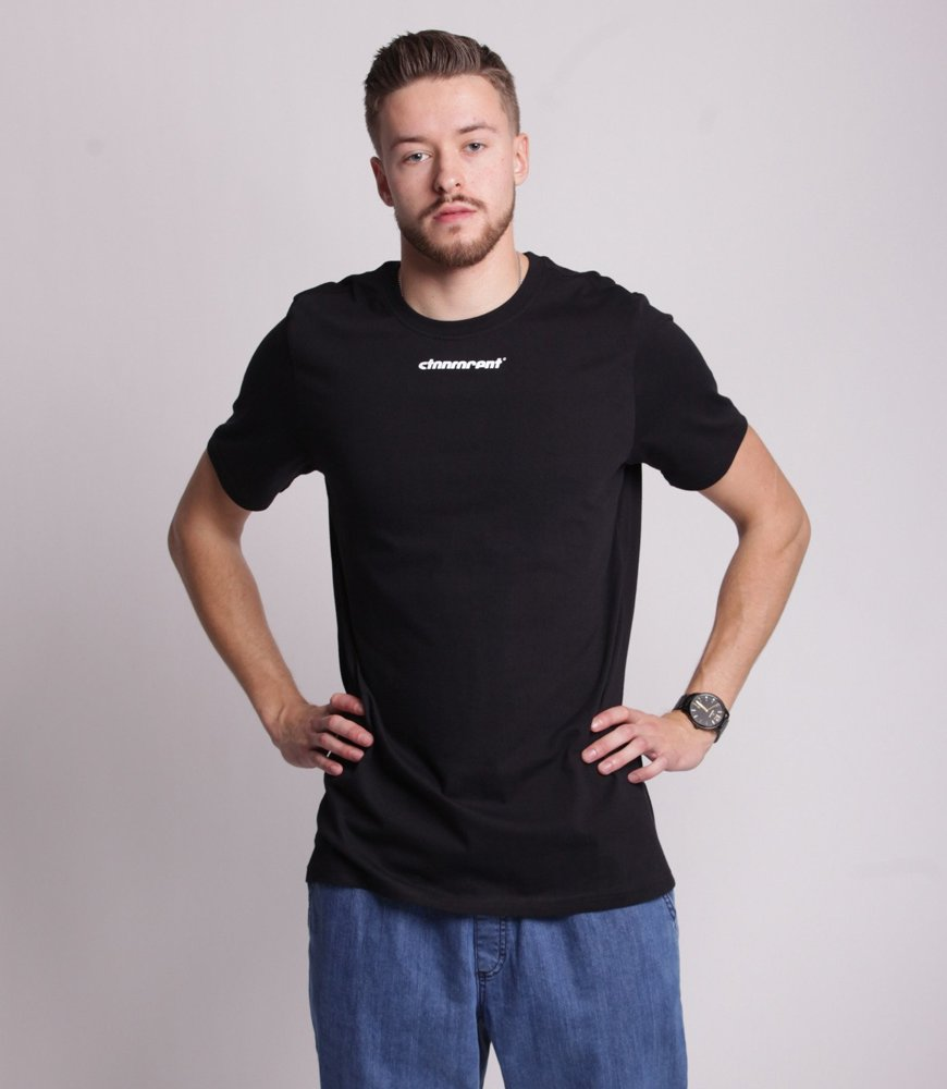 Stoprocent TMR SIMPLECUT T-Shirt Czarny