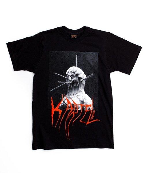 Voodoo KARTEL T-Shirt Czarny