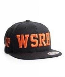 WSRH-08 Snapback Czarny