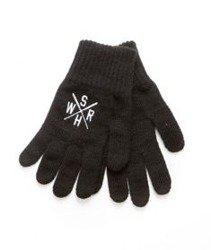 WSRH-Baseball Rękawiczki Czarne