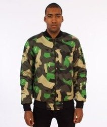 WSRH-Patch Bomber Jacket Camo