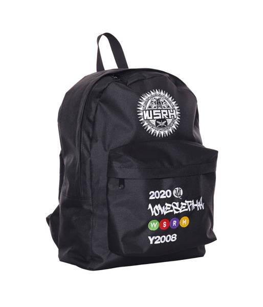 WSRH SŁOŃCE NEW Plecak Czarny