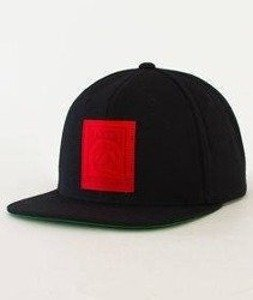 Black Scale-5 Percent Snapback Black