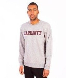 Carhartt-College Sweet Grey Heather/Cordovan