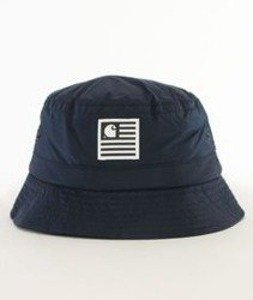 Carhartt-State Bucket Hat Navy