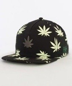 Cayler & Sons-Best Budz Cap Snapback Black/Glow In The Dark