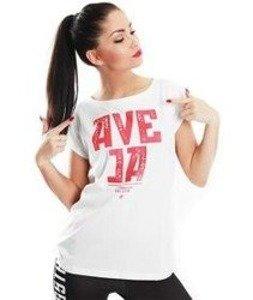Endorfina-TDB Ave Ja T-Shirt Damski White