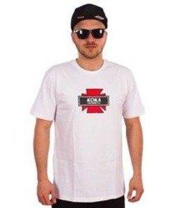 Koka-Indy T-Shirt Biały