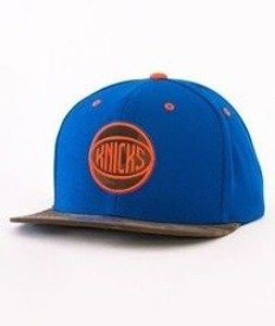 Mitchell & Ness-Camo Infill New York Knicks Snapback VC96Z