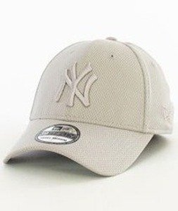New Era-New York Yankees Diamond Czapka z Daszkiem Szara
