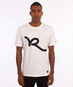 Rocawear-Roca Logo T-Shirt Biały