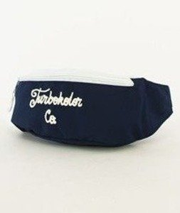 Turbokolor-Hip Bag White/Navy/Red SS16