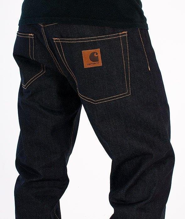 Carhartt-Klondike Pant  Blue Rigid