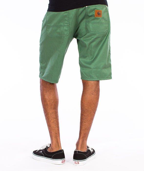 Carhartt-Lincoln Simple Krótkie Spodnie Absinthe Rigid