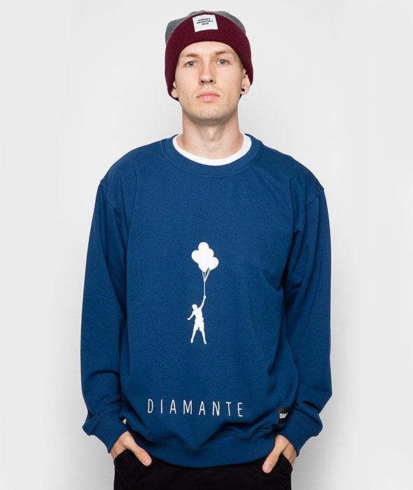 Diamante-My Life 2 Bluza Granatowa