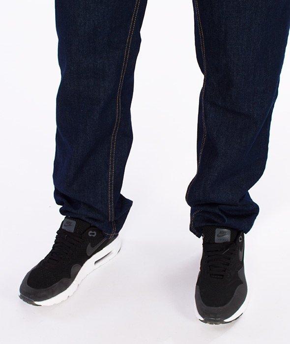 Elade-Icon Denim Spodnie Dark Blue