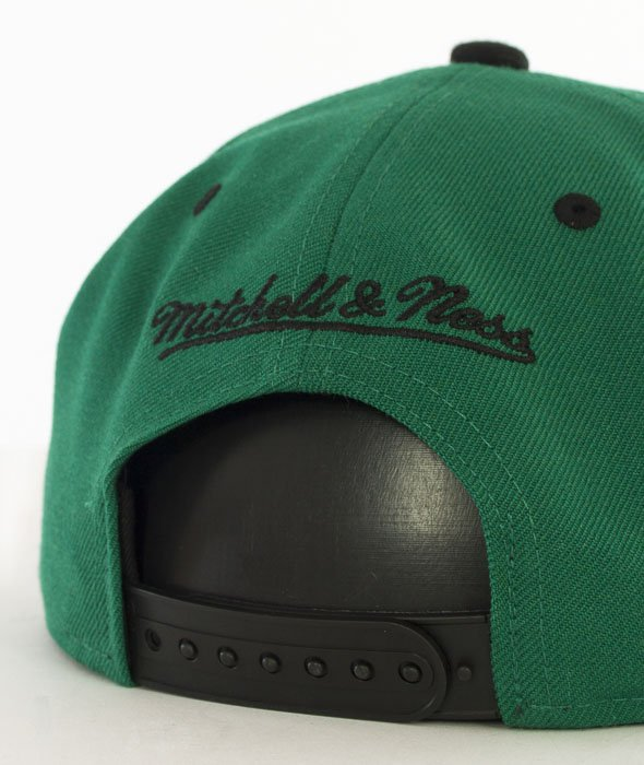 Mitchell & Ness-Team Arch Boston Cetlics Snapback NA80Z Zielony/Czarny