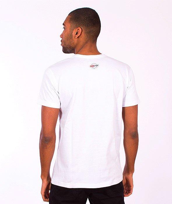 Stoprocent-CS Simple T-Shirt White