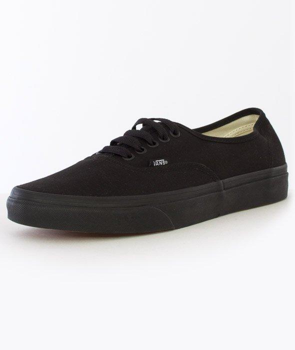 Vans-Authentic Black/Black