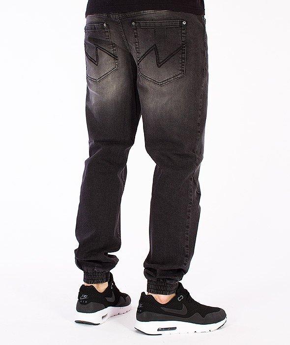 Wrung-Dash Jogger Czarne
