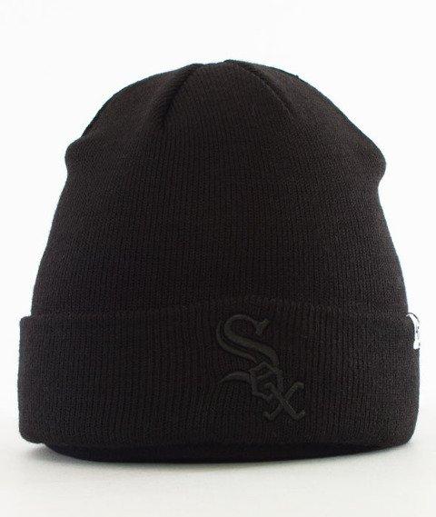 47 Brand-Chicago White Sox Czapka Zimowa Czarna