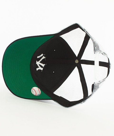 47 Brand-MVP New York Yankees Branson Czapka z Daszkiem Czarna