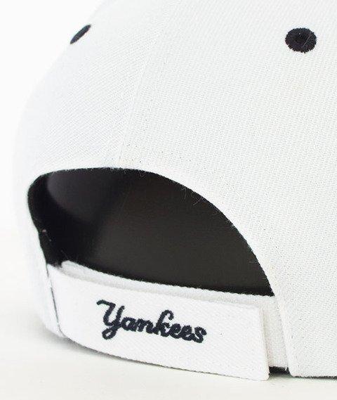 47 Brand-MVP New York Yankees Czapka z Daszkiem Biała
