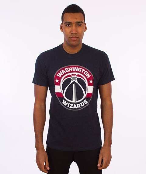 47 Brand-Washington Wizards T-Shirt Grafitowy