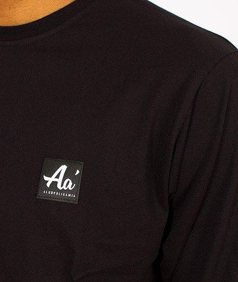 Alkopoligamia-Aa' Basic Longsleeve Czarny