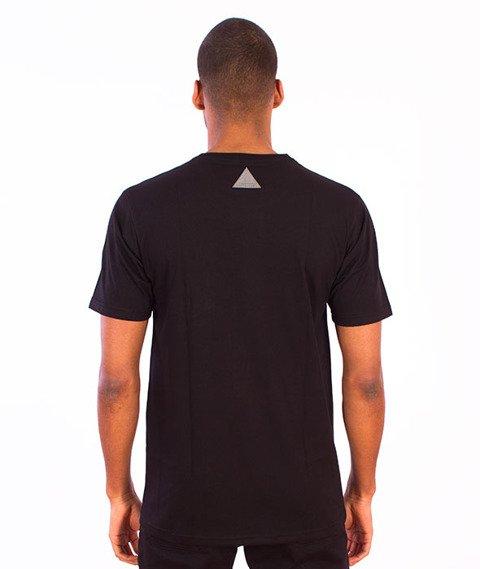 Alkopoligamia-Blinded Point T-shirt Czarny
