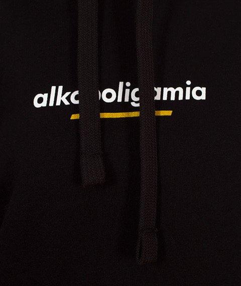 Alkopoligamia-Tapes Kodak Bluza Kangurka Czarna