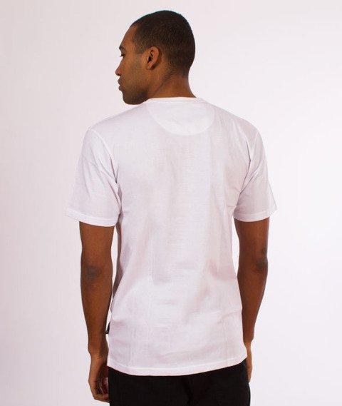 Alkopoligamia-Tapes ScotchT-Shirt Biały
