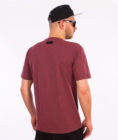 Alkopoligamia-Zdrowie Basic T-Shirt Truskawkowy