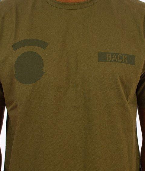 Backyard Cartel-Apocalypse T-Shirt Oliwkowy