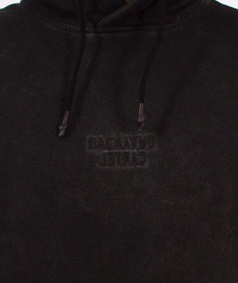 Backyard Cartel-Back 2 Back Hoody Bluza Kaptur Czarna