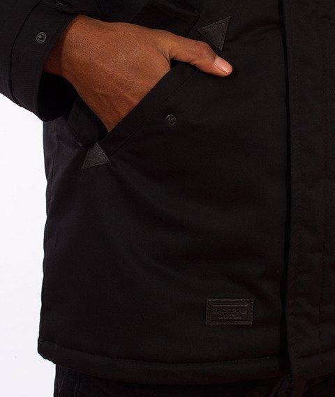 Backyard Cartel-Crown Jacket Kurtka Czarna
