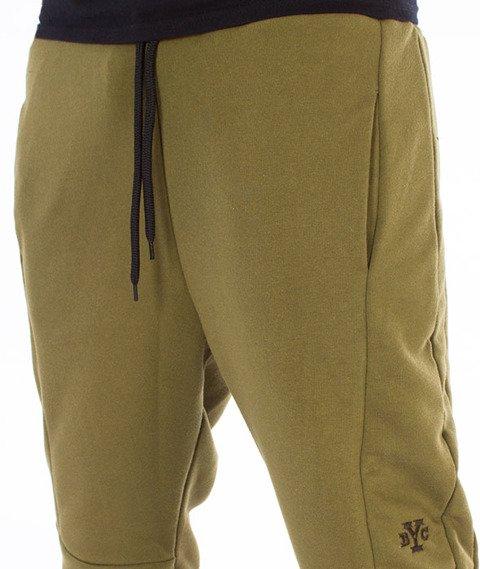 Backyard Cartel-Direction Sweatpants Spodnie Dresowe Khaki