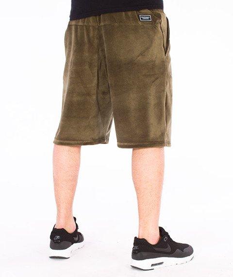 Backyard Cartel-Smooth Shorts Khaki