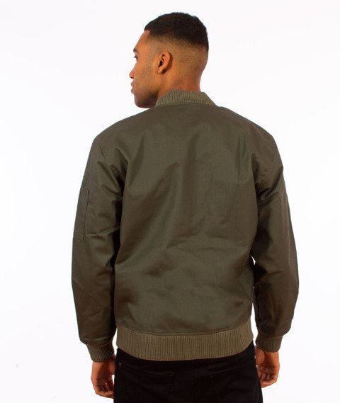 Backyard Cartel-Troop Jacket Kurtka Khaki