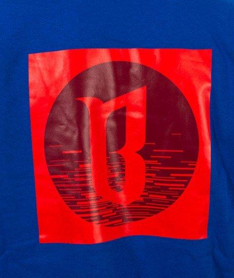 Biuro Ochrony Rapu-B Red Bluza Kaptur Chabrowa