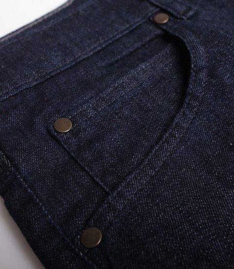 Biuro Ochrony Rapu-Bor New Szorty Krótkie Spodnie Dark Jeans