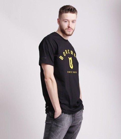 Biuro Ochrony Rapu CLASSIC B T-Shirt Czarny/Pomarańczowy