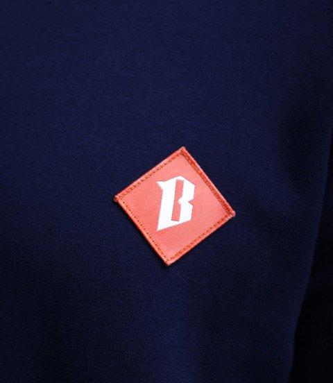 Biuro Ochrony Rapu-Caro Bluza Granat