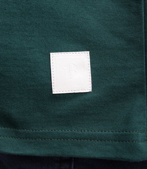 Biuro Ochrony Rapu-Classic Borcrew T-shirt Zielony