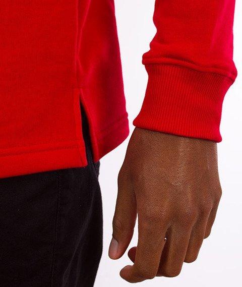 Biuro Ochrony Rapu-Gotyk Bluza Czerwona